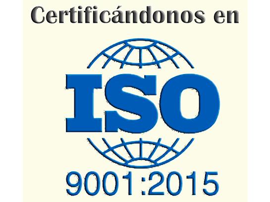 Logo certificación ISO