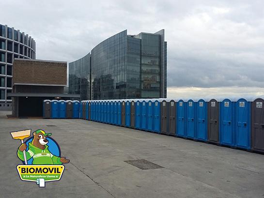 Equipo de biomovil